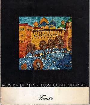 Mostra di pittori russi contemporanei: ANONIMO