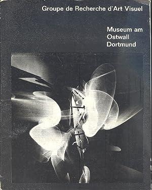 Groupe de Recherche d'Art Visuel: Garcia-Rossi, Le: AA. VV.