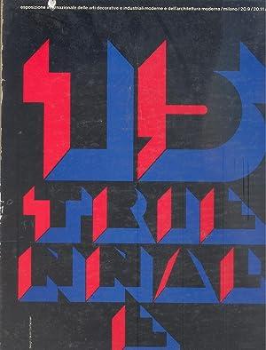 Quindicesima Triennale di Milano, 1973: TRIENNALE DI MILANO