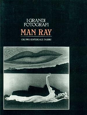 Man Ray: MAN RAY (Rudnitzky,