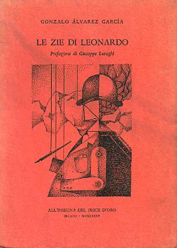 Le zie di Leonardo: ALVAREZ GARCIA, Gonzalo