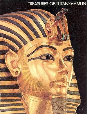Treasures of Tutankhamun: STODDERT GILBERT Katharine,