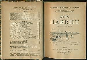 Miss Harriet: MAUPASSANT, Guy de