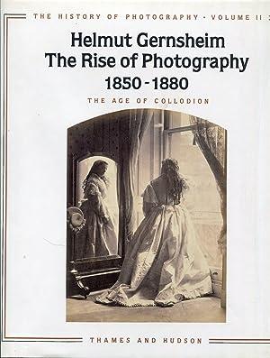 Helmut Gernsheim. The Rise of Photography 1850-1880.: GERNSHEIM, Helmut