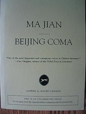 Beijing Coma: Ma Jian; Drew,