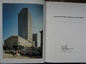 Architectural Precast Concrete Manual/Mnl-122-89: Freedman, Sidney, PCI