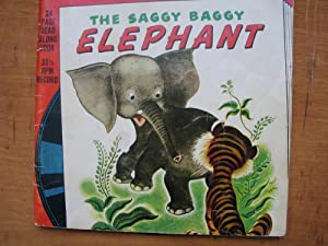 The Saggy Baggy Elephant: A Little Golden: Jackson, K; Jackson,