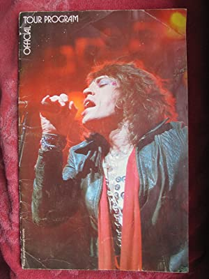 The Rolling Stones Tour of the Americas: Surber, Buddy [Copy