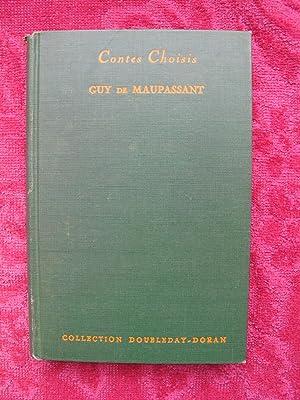 Contes Choisis De Guy De Maupassant (Collection: De Maupassant, Guy;