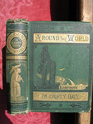 Around the World in Eighty Days (1873: Verne, Jules; Towle,