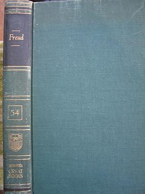 The Major Works of Sigmund Freud (Great: Freud, M.D., Sigmund;