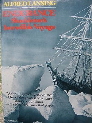 Endurance : Shackleton's Incredible Voyage: Lansing, Alfred