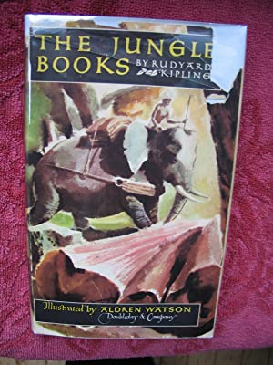 The Jungle Books, Volume Two: Kipling, Rudyard