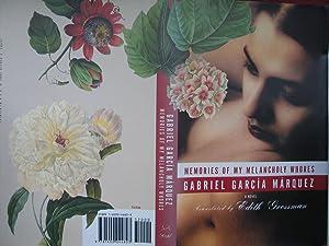 Memories of My Melancholy Whores: A Novel: Garcia Marquez, Gabriel;