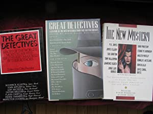 The Great Detectives: A Host of the: Penzler, McCullough, and