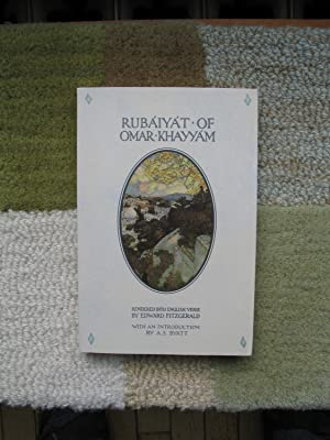 Rubaiyat of Omar Khayyam: Fitzgerald, Edward (English