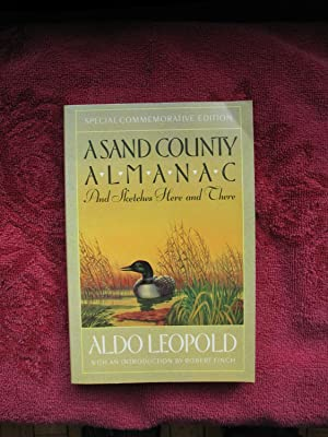 a sand county almanac outdoor essays and reflections Buy a sand county almanac (outdoor essays & reflections) on amazoncom ✓  free shipping on qualified orders.