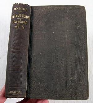 A Memoir of the Life and Labors: Wayland, Francis