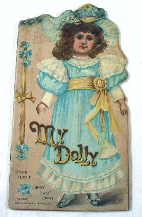 My Dolly. Father Tuck's Sunny Day Series,: Shape Book. Father