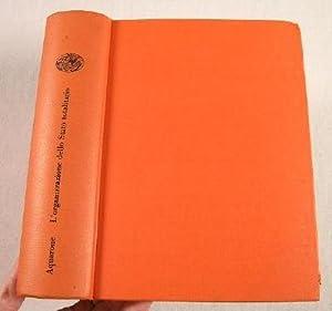 L'organizzazione Dello Stato Totalitario. Studi e Documenti: Aquarone, Alberto. Serie