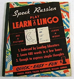 Speak Russian: Play Learn a Lingo