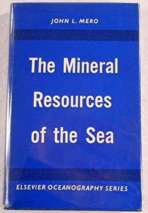 The Mineral Resources of the Sea