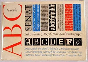Erik Lindegren: An ABC-Book