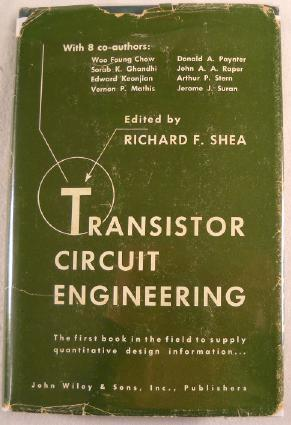 Transistor Circuit Engineering