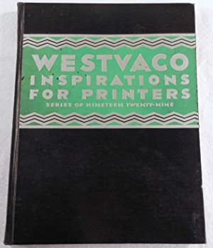 Westvaco Inspirations for Printers. Series of Nineteen: West Virginia Pulp