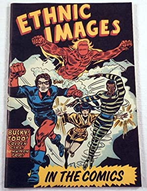 Ethnic Images in the Comics: An Exhibition in the Museum of the Balch Institute for Ethnic Studies,...