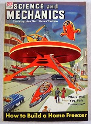 Science and Mechanics: February 1948. The Magazine: Science and Mechanics