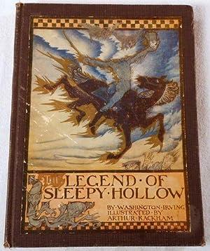 The Legend of Sleepy Hollow: Irving, Washington. Illustrated
