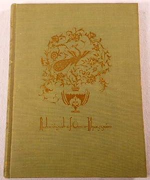 Rubaiyat of Omar Khayyam. The First and: Khayyam, Omar. Illustrated