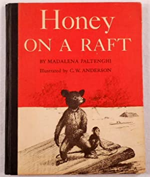 Honey on a Raft: Paltenghi, Madalena. Illustrated