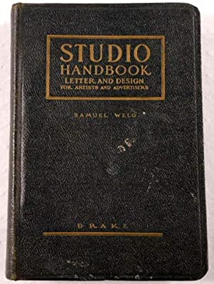 Studio Handbook. Letter & Design for Artists and Advertisers