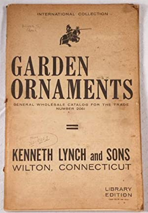 Garden Ornaments. General Wholesale Catalog for the: Kenneth Lynch and