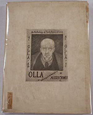Olla: An Anthology of Sixty Years of: Crowley, Aleister. Frontis