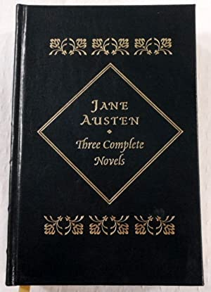Three Complete Novels: Sense and Sensibility; Emma;: Austen, Jane
