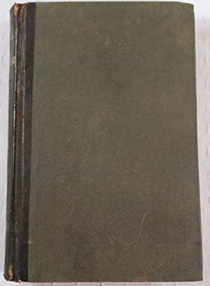 Manual of Agriculture, for the School, the: George B. Emerson