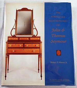 The Furniture Masterworks of John and Thomas: Mussey Jr., Robert
