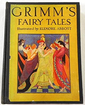 Grimm's Fairy Tales. Scribner's Illustrated Classics Series