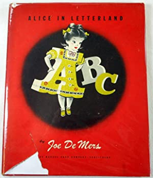 Alice in Letterland ABC: De Mers, Joe