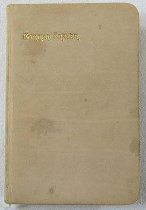 Book Of Common Prayer The Book Of Common Prayer Psalms Of David