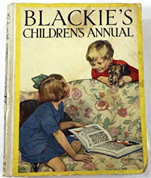 Blackie's Children's Annual 19th Year [1923]: J. J. Bell,
