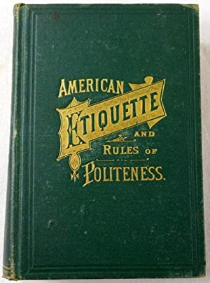 American Etiquette and Rules of Politeness