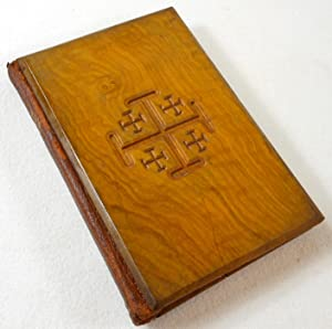The Red Letter New Testament [King James Version]. In Olive Wood Covers. Translated out of the Or...