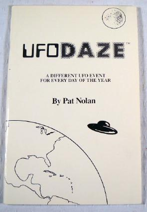 UFODaze: A Different UFO Event For Every Day of the Year