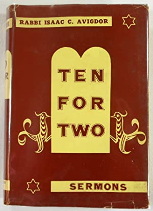 Ten for Two. Sermons for All Holidays of the Year
