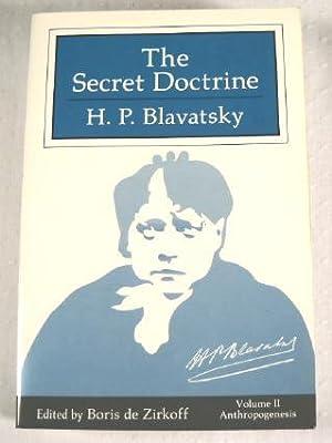 The Secret Doctrine: Collected Writings. Volume II: Blavatsky, H. P.