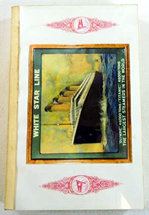 Ocean Liner Memorabilia Catalogue Fifty Six [56]. The Largest Quality Collection of Original Ocea...